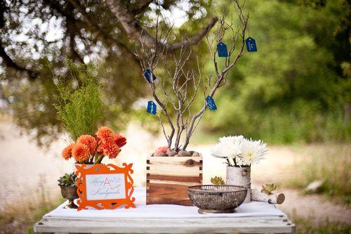 Дерево пожеланий на свадьбу своими руками