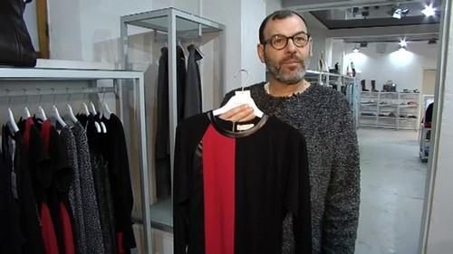 Дизайнер Bizzarro Marco Nicoli приехал за свежими идеями в Новосибирск