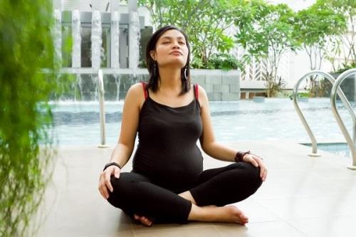 Гимнастика для беременных во 2 триместре