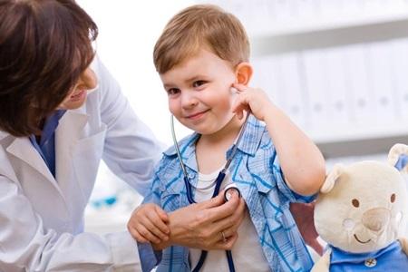Обязательные прививки детям для детского сада