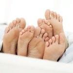 Уход за ногами: домашние ванночки для ног