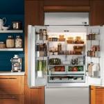 Встаиваемый холодильник