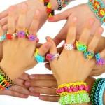 Красивые и оригинальные браслеты из резинок, видео- и фото-уроки
