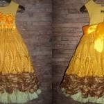 Праздничное платье для девочки крючком своими руками, пошаговые фото и описание