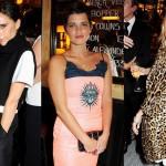 Vogue Dinner в рамках лондонской недели моды