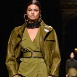 Стиль «милитари» в новых коллекциях знаменитых дизайнеров