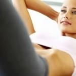 Упражнения для похудения живота, боков, бедер, ягодиц и рук
