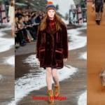 Модная верхняя зимняя одежда