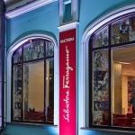 В столице открылся фирменный бутик Salvatore Ferragamo
