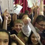 Детский выпускной 2015: сценарий на школьную тематику