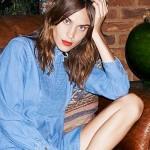 Коллекция для AG Jeans от Алексы Чанг