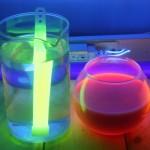 Светящаяся жидкость в домашних условиях
