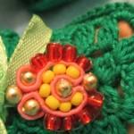 Пошаговая инструкция по вязанию летних пинеток крючком