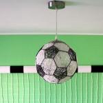 Светильник мяч своими руками