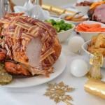 Блюда от шеф-повара на новый год