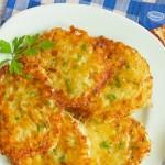 Рецепты картофельных драников