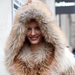 Модные шубы зима 2013-2014