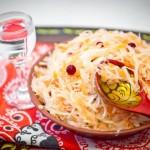Квашеная капуста с клюквой на зиму – фото и рецепты приготовления