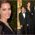 Анджелина Джоли получила награду за свой вклад в благотворительность