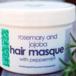 Маска для секущихся кончиков волос с розмарином