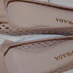 Уникальное предложение Prada – индпошив обуви