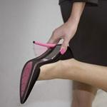 Как зрительно удлинить ноги?
