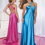 Модные платья на выпускной 2011