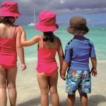 Детский загар: правильно принимаем солнечные ванны