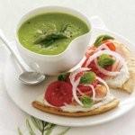 Блюда из спаржи: рецепты супов