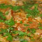 вкусный суп-харчо