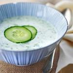 Болгарский холодный суп (таратор)