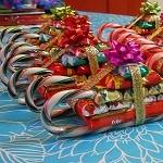 Красивые и оригинальные новогодние упаковки для конфет