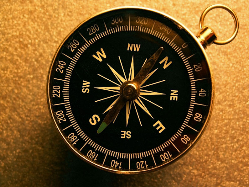 просто компас