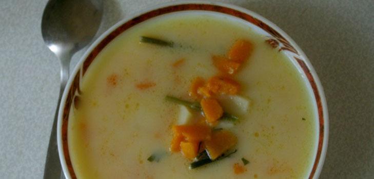 Как варить молочный суп: технология приготовления