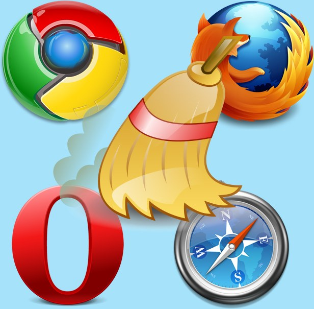 Как чистить кэш в браузере (Opera, Mozilla Firefox, Google Chrome, Internet Explorer)