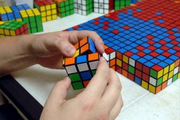 Как сложить кубик Рубика; собираем кубик Рубика 3х3, схемы сборки