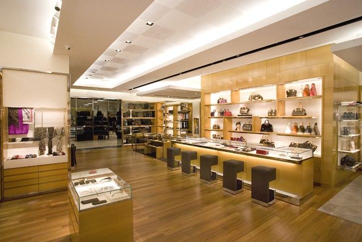 Un Nuevo Boutique Louis Vuitton En Par 237 S