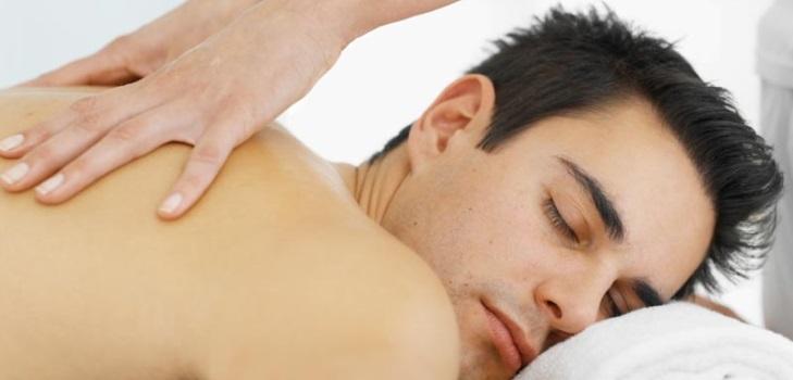 Массаж для взрослых: лечим бронхит