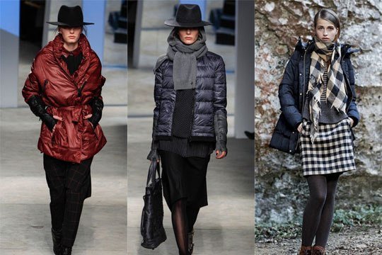 Fashionable down-padded coats, Winter 2015–2017 – fashionable ...