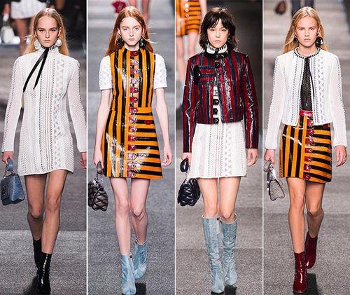 Модная женская обувь сезон Весна-2015