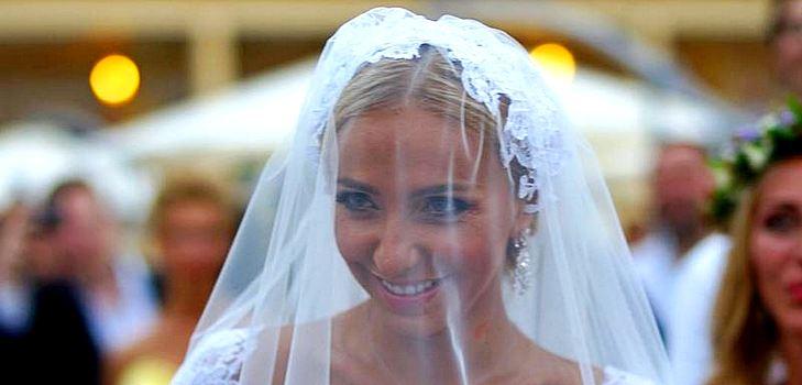 Лучшие фото и видео свадьбы Навки и Пескова