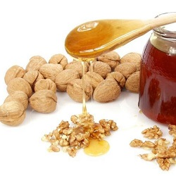 Ореховый мед