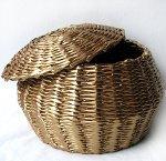 Объемное плетение из бумаги