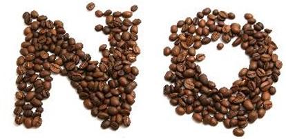 Рекомендация №6: меньше кофеина
