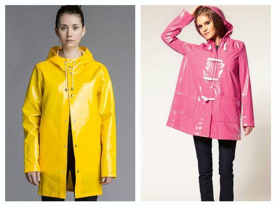 Stylish women&39s raincoats 2015. Actual tendencies of women&39s