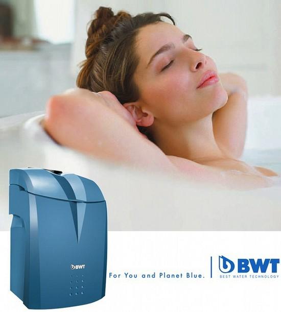 Умягчители BWT: естественная красота без косметики