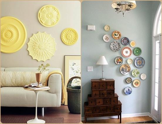 СтенКак можно украсить стену в комнате своими