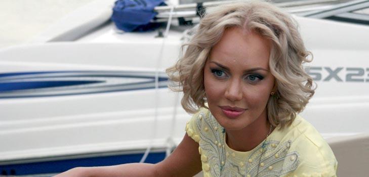 Маша Малиновская поделилась откровенными снимками